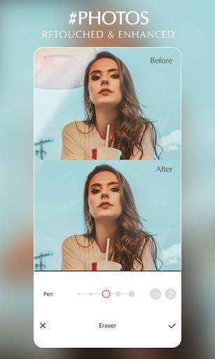 Meitu u2013 Beauty Cam, Easy Photo Editor Apkfinish screenshots 4