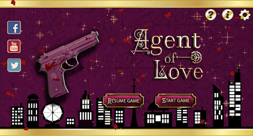 Code Triche Agent Of Love - Josei Otome Visual Novel (Astuce) APK MOD screenshots 1