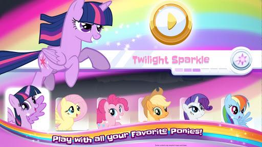 My Little Pony Rainbow Runners 1.6 Screenshots 2