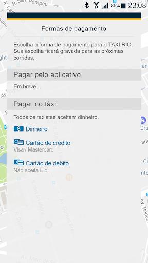 TAXI.RIO - Passageiro  Paidproapk.com 3