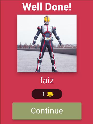 Know that Kamen Rider 8.14.3zg screenshots 9