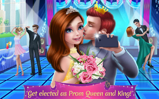 Prom Queen: Date, Love & Dance apktram screenshots 3