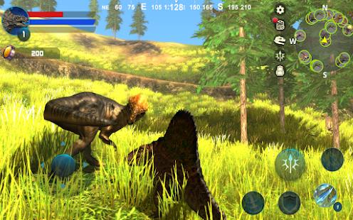 Dimetrodon Simulator screenshots 18