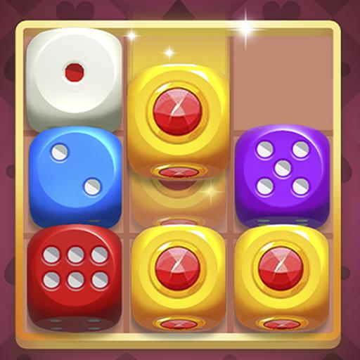 Dice Color: Dice Merge Puzzle