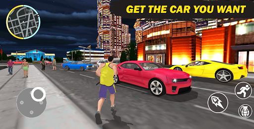 Mafia Gangster Vegas Bike Crime In miami 1.1 screenshots 13