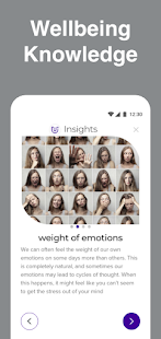 uMore | Stress and mood tracker made by experts