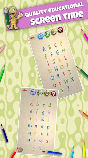 LetraKid: Writing ABC for Kids Tracing Letters&123 Apkfinish screenshots 5