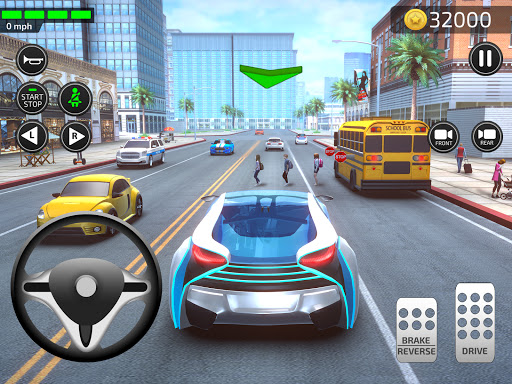 Driving Academy - Car School Driver Simulator 2020 2.8 screenshots 18