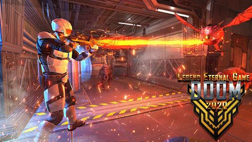 DOOM Legend 2020 - Eternal MMORPG Idle Game  screenshots 1