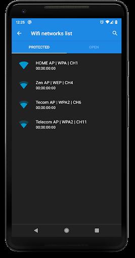 WIFI PASSWORD MASTER 15.0.2 screenshots 2