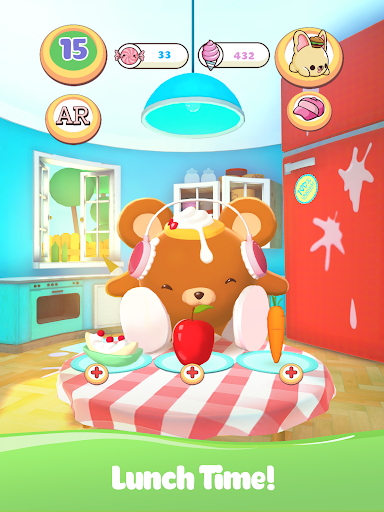 Code Triche My Smooshy Mushy - Cute Pets APK Mod screenshots 1
