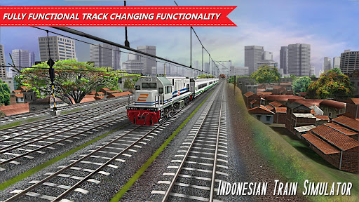 Indonesian Train Simulator 2020.0.8 Screenshots 5