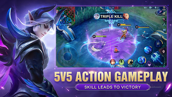 Mobile Legends: Bang Bang 1.5.24.5711 APK + Мод (Unlimited money) за Android