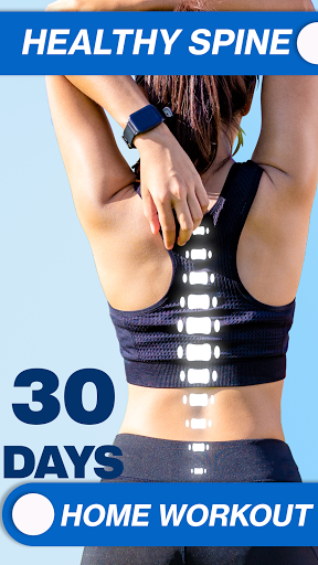 Healthy Spine&Straight Posture screenshot 1