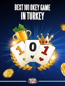 101 Yüzbir Okey Oyunu Oyna Plus Full Apk İndir 6