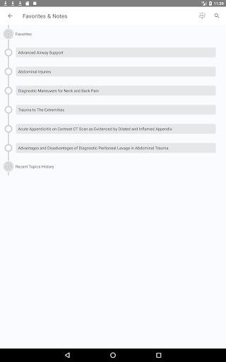 Tintinalli's Emergency Medicine Manual App  Screenshots 13