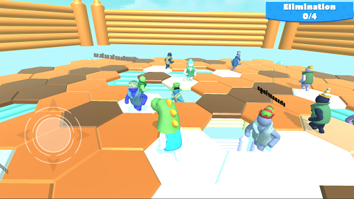 Knockout Race screenshot 3