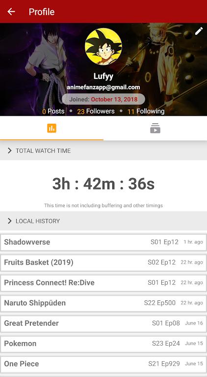 AnimeFanz Tube - Best Anime App  poster 2
