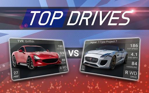 Top Drives u2013 Car Cards Racing  screenshots 9