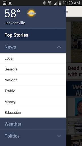 News4Jax - WJXT Channel 4 android2mod screenshots 3
