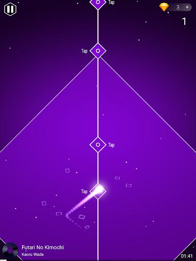 Beat Dot: Dancing Ball Music Line 4.6 screenshots 9