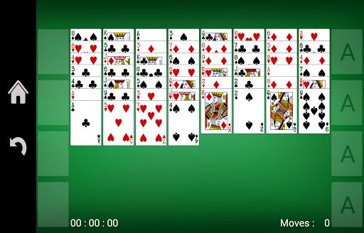 FreeCell Solitaire 1.20 Screenshots 11