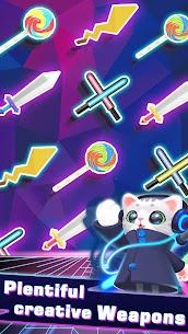 Sonic Cat – Slash the Beats MOD APK 1.6.3 (Unlimited Money) 5