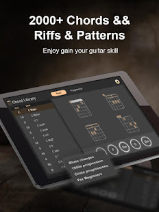 Real Guitar - Music game & Free tabs and chords! 1.2.4 Screenshots 9