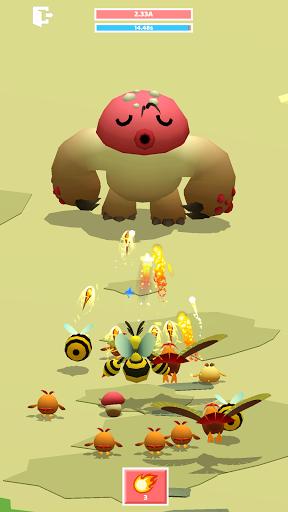 Merge Monster Evolution:  Summon & Merge RPG 1.0.16 screenshots 3