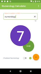 Numerology Calculator 2.3.0