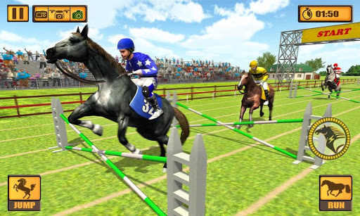 Horse Riding Rival: Multiplayer Derby Racing 1.3 de.gamequotes.net 3