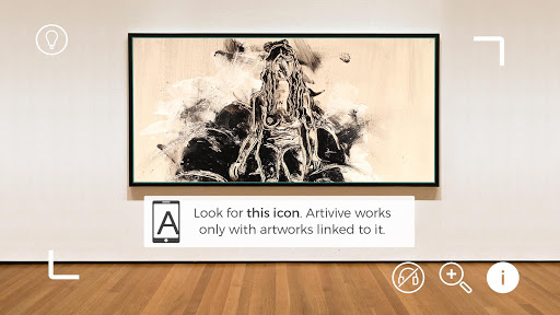 Artivive poster