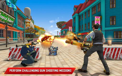 Gangster Crime Simulator 2020: Gun Shooting Games screenshots 12