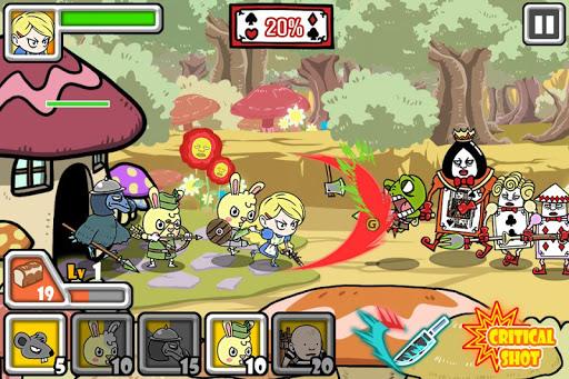 Bloody Alice Defense Apkfinish screenshots 5