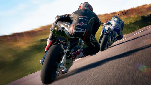 Turbo Bike Slame Race  screenshots 2