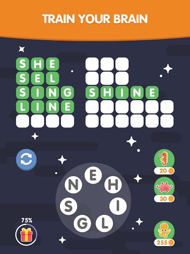 Word Search Sea: Unscramble words screenshots 19
