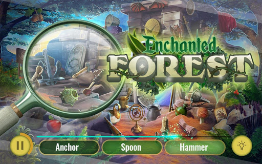 Enchanted Forest Of The Fantasy World apkmr screenshots 1