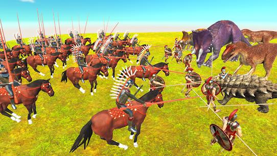 Animal Revolt Battle Simulator (Official) Mod Apk 1.0.9 (A Lot of Gold Bars) 8