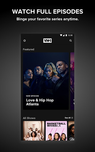 VH1 android2mod screenshots 1
