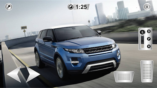 Evo Driving Rover Club Pro  screenshots 1