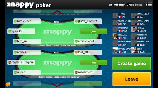 poker zngamey screenshot 3