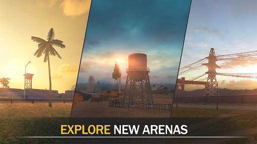 Armada: Modern Tanks apktram screenshots 5