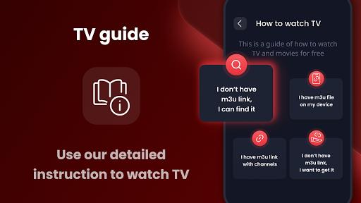 IPTV Player - IPTV PRO M3U android2mod screenshots 2