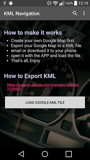 KML Aide for Navigation android2mod screenshots 6