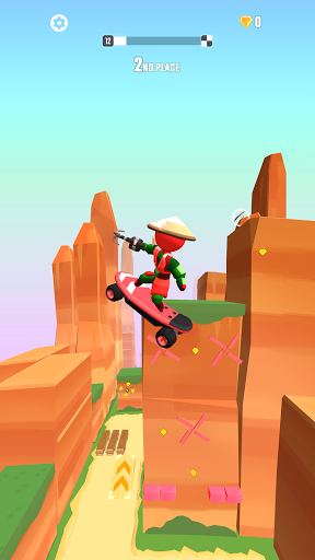 Swing Loops - Grapple Hook Race 1.8.3 screenshots 3