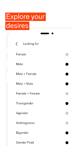 Feeld: Dating For Couples, Singles & Threesome 5.8.21 Screenshots 3