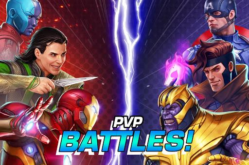 MARVEL Puzzle Quest: Join the Super Hero Battle! 219.556184 screenshots 4