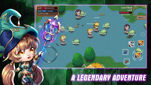 Knight Age - A Magical Kingdom in Chaos 2.2.5 screenshots 2