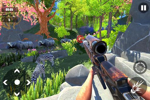 Sniper Deer Hunt:New Free Shooting Action Games 1.0 screenshots 3
