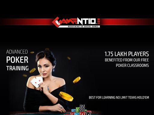 Gamentio 3D: Poker Teenpatti Rummy Slots +More  screenshots 12
